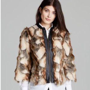 Twelfth Street by Cynthia Vincent sz. S fur coat